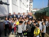 REGAİP AHMET ÖZYİĞİT - Okullara Hobi Bostanları Kurulacak