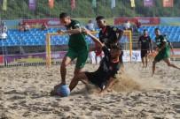 KLEOPATRA - TFF Plaj Futbolu'nda Şampiyon Alanya Belediyespor