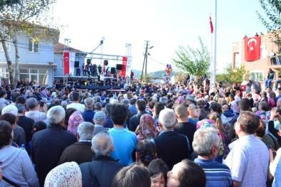 Torbalı'da Zeytin Festivaline Binlerce Kişi Katıldı