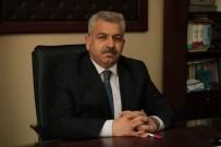 AK Parti Merkez İlçe Başkanlığında Görev Değişimi