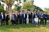 ERDAL İNÖNÜ - Muratpaşa'da Yüzbaşı Mustafa Ertuğrul Anıldı