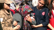 OSMANIYE VALISI - Şehit İstihkam Uzman Çavuş Suat Topçu'nun Cenazesi Osmaniye'de Defnedildi