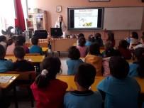 Selendi'de Öğrencilere Sağlıklı Beslenme Semineri