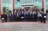 MUHAMMET FUAT TÜRKMAN - Van'da Başarılı Zabıtalar Ödüllendirildi