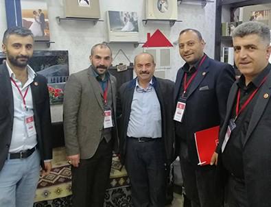 Yeniden Refah Partisi Keçiören İlçe Teşkilatından esnaf ziyareti