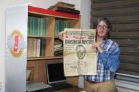 OSMANLıCA - 60 Yıllık Basın Arşivi Yeni Nesile Aktarılacak