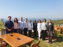 HORIZON - AB Fon Desteği İle Restore Edilecek Sığacık Kalesi Surları İçin Çalışmalar Başladı