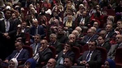 Ankara Üniversitesi İlahiyat Fakültesi 70'İnci Yıl Kutlama Töreni