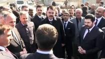 Çevre Ve Şehircilik Bakanı Kurum Ağrı'daki Projeleri Denetledi