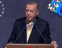 İMAM HATİPLER - Cumhurbaşkanı Erdoğan 'ilk kez açıklıyorum' dedi ve duyurdu