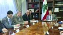 LÜBNAN CUMHURBAŞKANI - Lübnan Cumhurbaşkanı Avn'dan 'Yolsuzlukla Mücadelede Kararlılık' Vurgusu