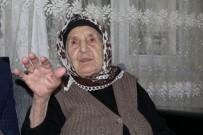 LAZCA - Rizeli 107 Yaşındaki Emine Nine Uzun Yaşamanın Formülünü Açıkladı