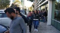 Samsun'da FETÖ'den 8 Kişinin Gözaltı Süresi Uzatıldı
