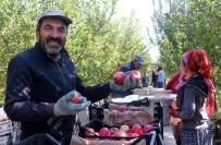SEBZE ÜRETİMİ - Van'ın Lezzetli Elmaları Kuzey Irak'a İhraç Ediliyor