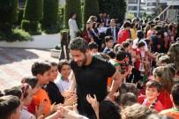 CEYHUN GÜLSELAM - 'Alanyasporum Okulumda' Projesinde 21'İnci Buluşma