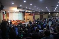 BÜLENT ARINÇ - Arınç, Iğdır Üniversitesi Akademik Yılı Açılış Töreni'ne Katıldı