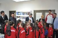 KADIR AYDıN - Bünyan'ın Minik Voleybolcularından Başkan Altun'a Ziyaret