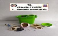Çanakkale'de Uyuşturucu Operasyonu Açıklaması 2 Gözaltı