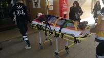KOZLUCA - Dehşet Veren Kaza Açıklaması 2 Ağır Yaralı