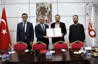 GEZIN - Elazığ'da 3 Önemli Projenin Protokolü İmzalandı
