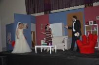 Gülşehir'de İlk Kez Tiyatro Oyunu Sergilendi