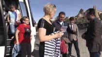 Kapadokya'da Kaçak Tur Organizasyonlarına Göz Açtırılmıyor