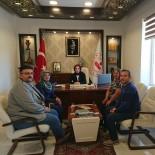 Kaymakam Baytak'a Nezaket Ziyareti