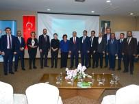 MUHARREM ERTAŞ - Kırşehir'de 'Bilgi Okur Yazarlığı' Çalıştayı Düzenleniyor