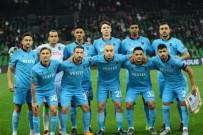 MANUEL FERNANDES - UEFA Avrupa Ligi Açıklaması Krasnodar Açıklaması 2 - Trabzonspor Açıklaması 0 (İlk Yarı)