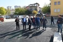 CEMAL GÜRSEL - Başkan Çınar,  Yol Çalışmalarını İnceledi
