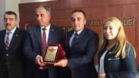 ÜLKÜCÜLER - MHP Konya İl Başkanlığında Devir Teslim Töreni