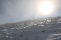 KRATER GÖLÜ - Nemrut Dağı'na Esrarengiz Olay