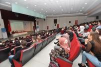 EROL GÜNGÖR - NEÜ'de Uluslararası Öğrencilerle Tanışma Toplantısı Gerçekleşti