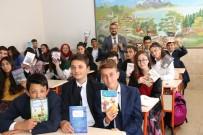 CEMİL ÇİÇEK - Öğrencilerden Köy Okullarına Kitap Desteği