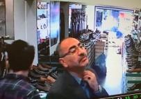KUMKAPı - (Özel) Fatih'te Ayakkabı Mağazasında Hırsızlık Kamerada