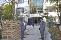 NİKAH SALONU - Sungu Belediyesi Modern Görünüme Kavuşuyor