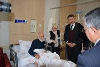 İSMET YıLMAZ - Suşehri'nde 75 Yataklı Devlet Hastanesi Hizmete Açıldı