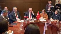 ASKERI DARBE - TBMM Başkanı Şentop, Güney Kore Ve Endonezya'da FETÖ'nün Faaliyetlerine Son Verilmesini İstedi