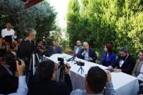 MUSTAFA SAVAŞ - AK Partili Yavuz Basın Mensupları İle Kahvaltıda Buluştu