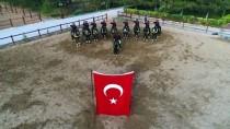 SONSUZLUK - Atlı Polislerden 10 Kasım'a Özel Anma Videosu