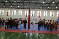 METIN ŞAHIN - Gençler Tekvando Şampiyonası Başladı