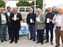 Lapseki'de Organ Bağışı Bilgilendirme Standı Kuruldu