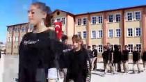 SONSUZLUK - Sivas'ta Öğrencilerin '10 Kasım' Koreografisi Sosyal Medyada İlgi Gördü