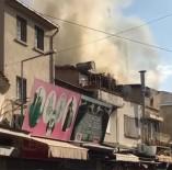 KEMERALTı - Tarihi Kemeraltı Çarşısı'nda Yangın Paniği