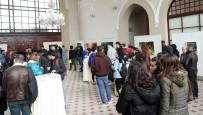 ROMA İMPARATORLUĞU - Trakya Üniversitesi Güzel Sanatlar Fakültesi'nden 'Sonbahar Alegorisi' Sergisi