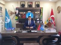 MERMERLER - Ülkü Ocakları Başkanı Şahin'in 10 Kasım Mesajı