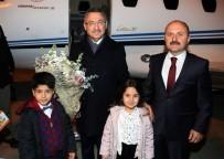 ERDOĞAN KANYıLMAZ - Cumhurbaşkanı Yardımcı Oktay, Amasya'da Karşılandı