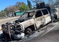MIGUEL - Meksika'da Kartel Terörü Açıklaması 14 Ölü