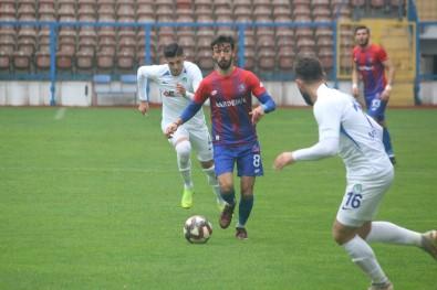 TFF 2. Lig Açıklaması Kardemir Karabükspor Açıklaması 0 - Ergene Velimeşespor  Açıklaması 0