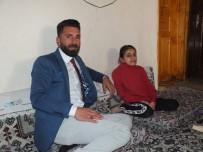ALEYNA - UMADER Başkanı Temel'den Arzu Kaya'ya Ziyaret
